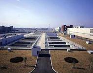 田中ダイヤ工業㈱施工例 三郷浄水場の写真